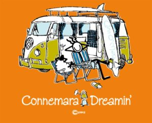 """Connemara clothing """"connemara dreamin"""" t-shirt"""