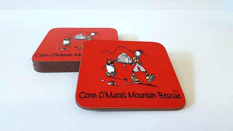 Coaster Mountain Rescue