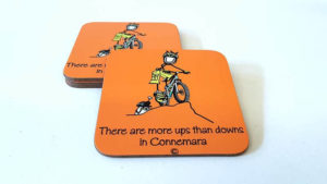 Ups and Downs Coaster (Orange)