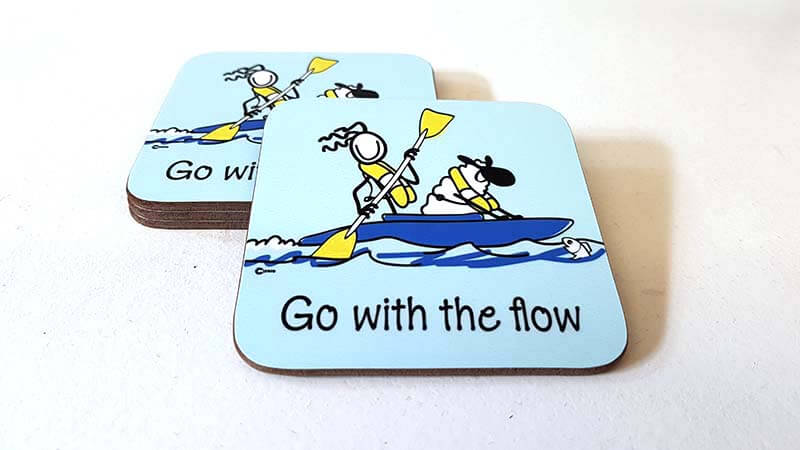 Coaster Go with the Flow