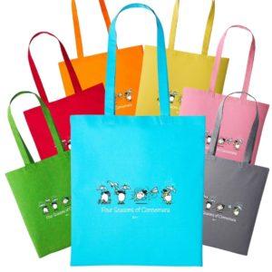 Conn O'Mara Shopping Bag Four Seasons Of Connemara