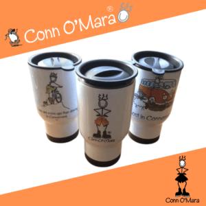Conn O'Mara Travel Mug